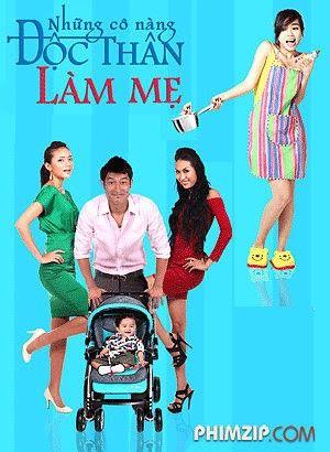Phim Những Cô Nàng Độc Thân Làm Mẹ | HTV2