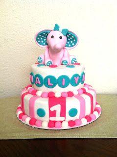 birthday cakes marshmallow fondant first birthdays fondant birthday ...