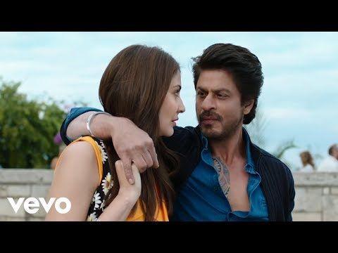 Hawayein Full Video Jab Harry Met Sejal Shah Rukh Khan Anushka Arijit Singh Pritam Youtube In 2020 New Hindi Songs Bollywood Songs Lyrics