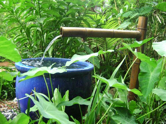 10 Refreshing Container Water Features Gardens Pump And Outdoors