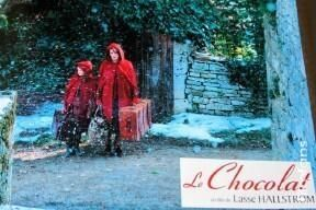 Chocolat (2000) original   screen-used: