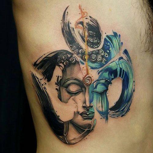 101 Best Tattoo Ideas For Men 2020 Guide Shiva Tattoo Shiva Tattoo Design Om Tattoo