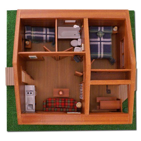 Pinterest the world s catalog of ideas - Cabanas de madera pequenas ...