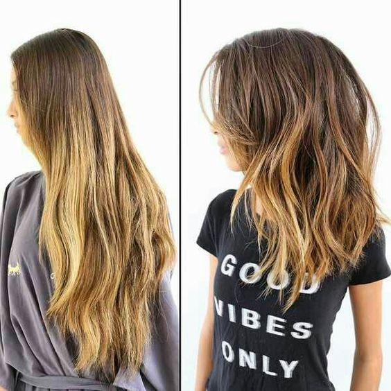 20 photos avant aprs coupe cheveux - Color Out Avant Apres
