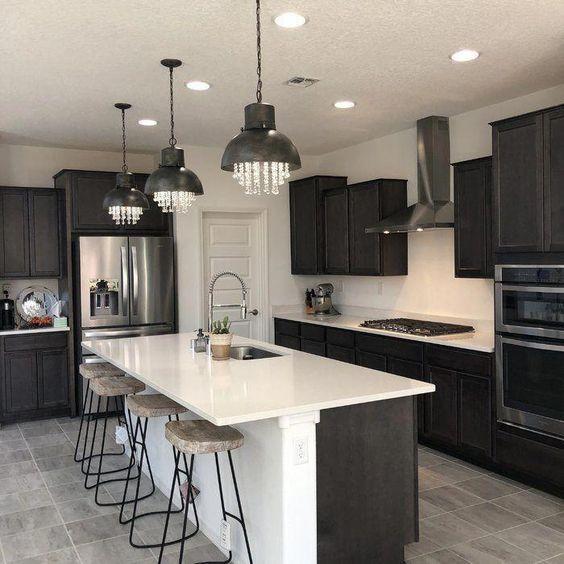 ديكورات وتصميمات مطبخ غاية في الرقي والابداع 2019 Amazing Kitchen Design Ideas Kitchen Style Kitchen Renovation Contemporary Kitchen