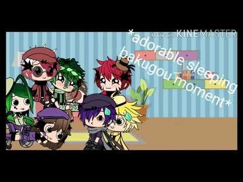 Mha Reacts To Tiktoks Gacha Life Gacha Winnie Youtube Mythical Creatures Art Anime Wall Art Anime