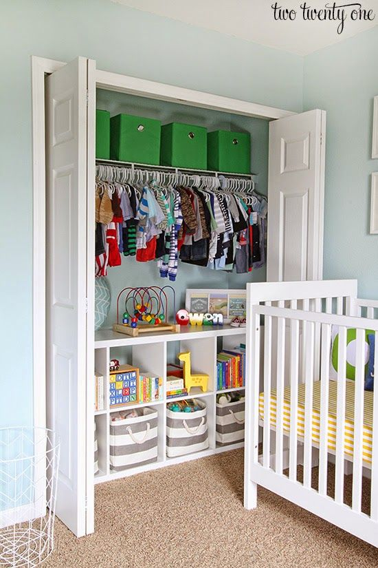 Fantastic Ideas For Organizing Kidu0027s Bedrooms | Book Storage, Bed Storage  And Closet Organization