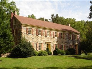 Historic Colonial Stone Farmhouse Built In 1791Gilbertsville PA