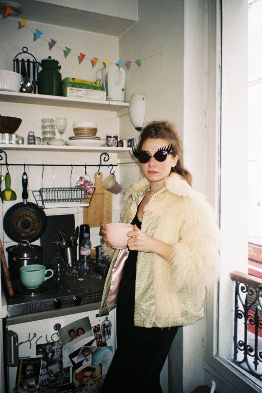 Lisa Monterdez stylist Paris