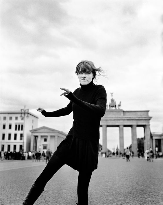 Fritzi Haberlandt by Jim Rakete, 2007