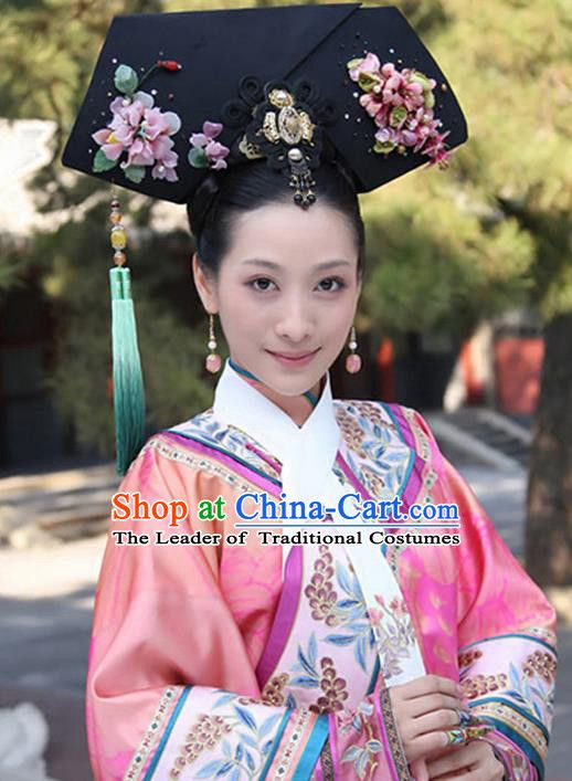 Ancient Chinese Costume Chinese Style Wedding Dress Tang Dynasty Clothing Empresses In The Palace Qing Dynasty Traditional Outfits