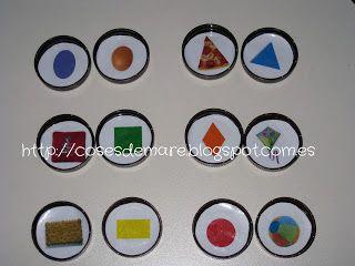 Coses de Mare: Associant formes geomètriques / Associando formas ...