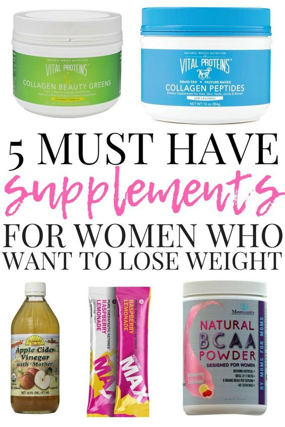 Fashionable Supplements Weight Loss