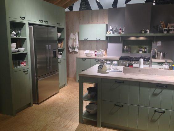 sch ller k chen living kitchen 2015 pinterest. Black Bedroom Furniture Sets. Home Design Ideas