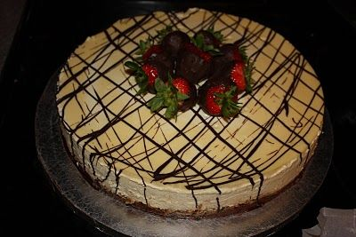 Grooms Cheesecake <3 his favorite!!!