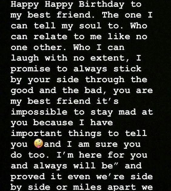 The Most Heartfelt Wishes To My Incredible Sister You Mean So Much Birthday Wishes Best Friend Happy Birthday Wishes Quotes Happy Birthday Best Friend Quotes