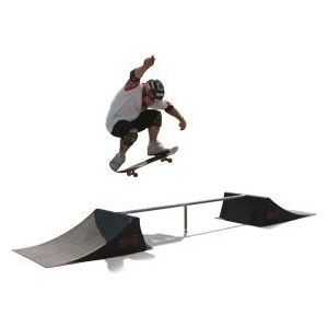 Check out the custom skateboard ramps at Half Tree Shred Designs-- LIKE them on facebook http://www.facebook.com/pages/Half-Tree-Shred-Designs/222642557848592?bookmark_t=page