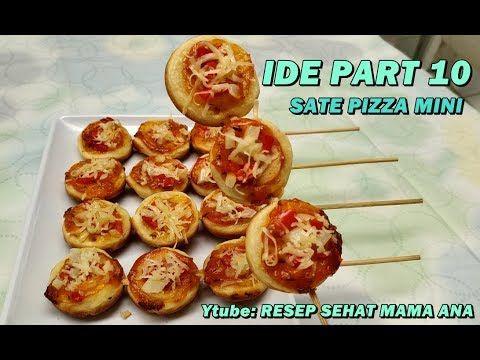 Ide Kreatif Siap Jualan Part 10 Sate Pizza Sosis Mini Jajanan