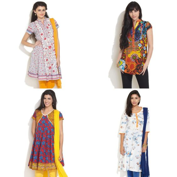 Indian Kurta and Kurtis are most favorite in women in all over the world. Buy designer Kurtas for women with latest fashion and styles from online shopping store, Which offers comfortable and stylish Kurtas & Kurtis collection at best prices in India. Infibeam has great varieties of branded Kurta & Kurtis and provides free shipping across India. #kurtis #kurtas #kurtasforwomen