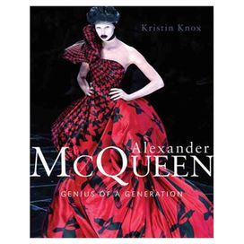 """Add style to your coffee table or nightstand with this essential fashion, beauty, and glamour book.   Product: BookConstruction Material: PaperColor: Black, red and whiteFeatures: Written by Kristin KnoxDimensions: 10.75"""" H x 8.5"""" W x 0.25"""" D"""