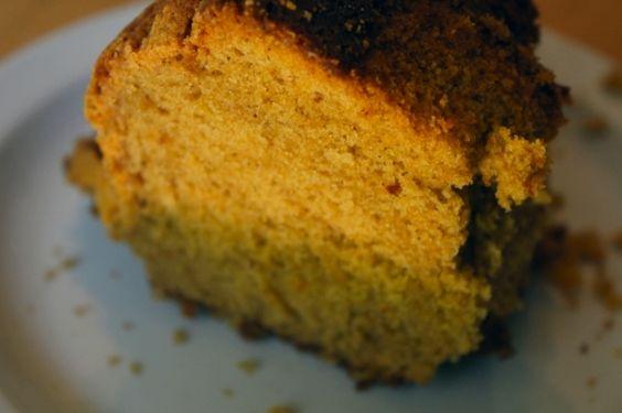 Pumpkin Biscoff Cake - bundt