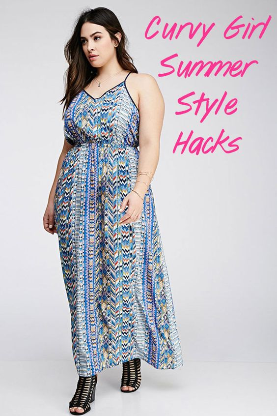 Curvy Women Outfits Girl Hacks And The Heat On Pinterest