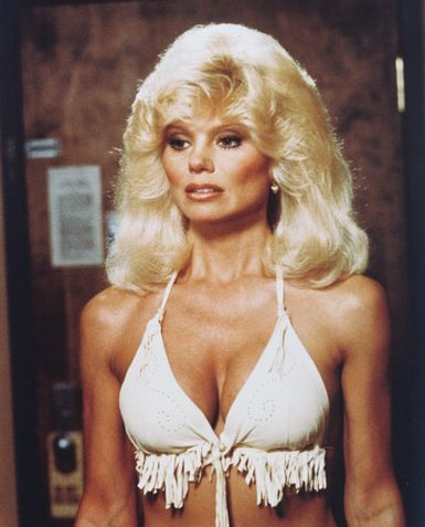 Loni Anderson The Annual Friars Club Tribute Present A Salute To ...