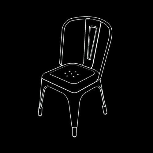 La silla Tolix A es un icono del diseño industrial. Creada en 1934 por el…