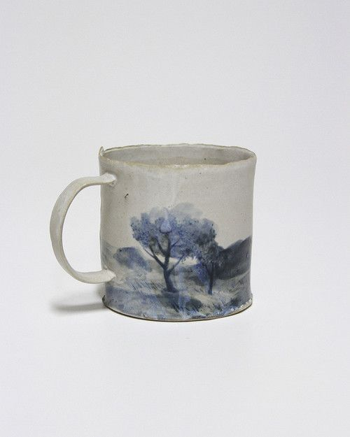 Coffee mug by BDDW / Hand made in Philadelphia from clay mined from the…