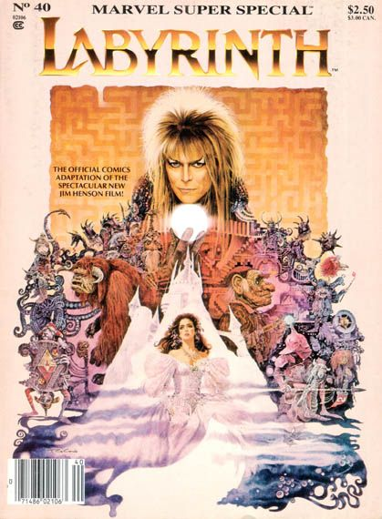 Labyrinths, Jim henson and Labyrinth movie on Pinterest Labyrinth 1986 Poster
