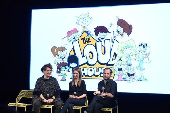 """ PT Kontak Perkasa Futures -""""Waktu untuk membuat sejarah"""" seri Nickelodeon animasi The Keras rumah akan membuat sejarah dengan menampilkan pertama sesama jenis pasangan menikah saluran dalam..."""