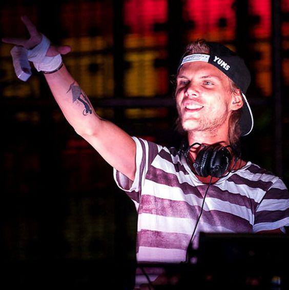Avicii rocking the crowd in Ibiza #music #edm #dj #nightlife #saturday #weekend #night #fashion #style #snapback