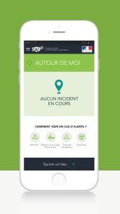 Arriva SAIP lapp del Ministero degli Interni francese che ti informa in caso di attacco terroristico