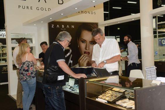 Jovella, a luglio torna la fiera di Tel Aviv.    Due giorni per la tredicesima edizione della fiera israeliana di gioielli e diamanti: oltre 100 espositori e due focus su design e vendita al dettaglio