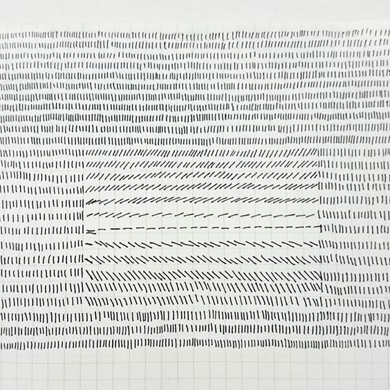 Last meeting before going on #vacation.  Doodling repetitive patterns helps me…