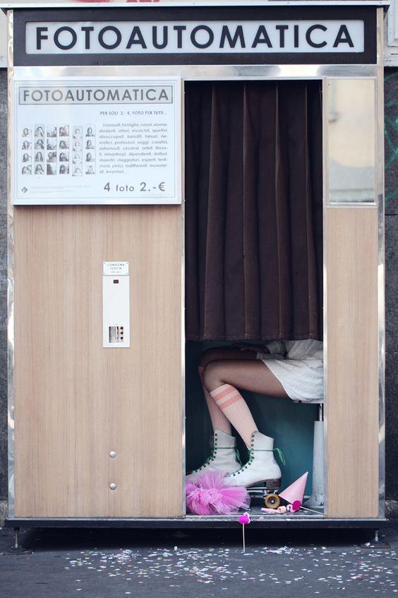 Photography - Photomaton - Photobooth