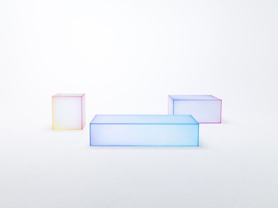 Nendo For Glas Italia 2015 : DESIGN Dose
