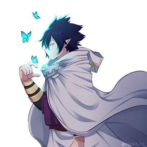 Amajiki Tamaki Wait, does that mean he ate butterflies
