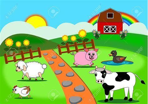 Images Farm Cartoon Farm Animals Cartoon Animals