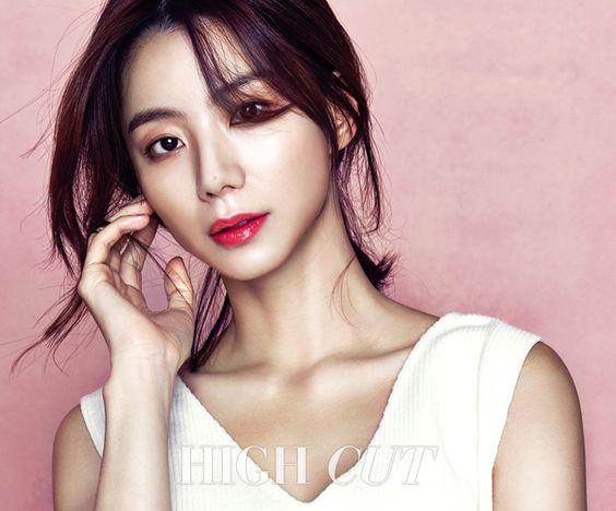 Park Soo in High Cut Korea Magazine