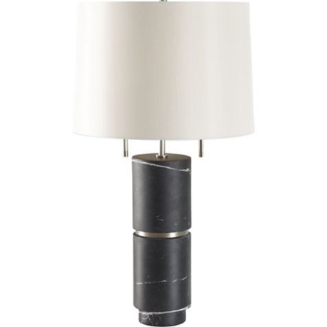 Band Tall Table Lamp Kara Mann For Milling Road Tall Table