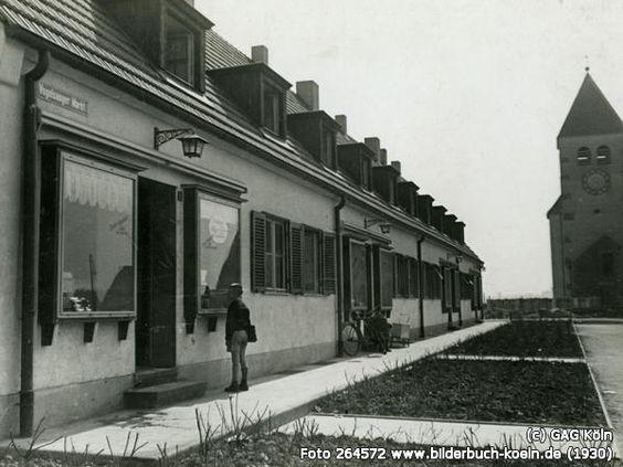 Vogelsanger Markt, 50829 Köln - Vogelsang (1930)