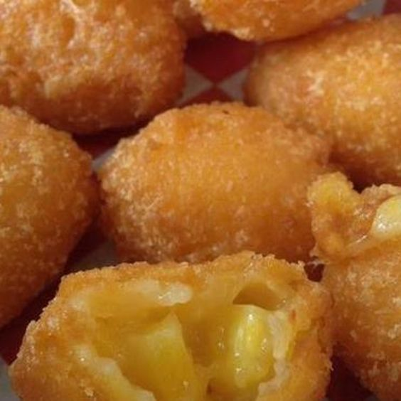 Texas Corn Nuggets Recipe | Just A Pinch Recipes