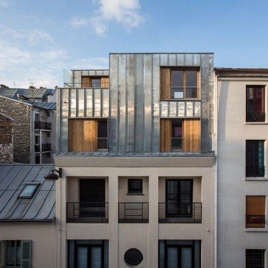 Surelevation D Immeuble A Paris Guide Prix Conseils 2020