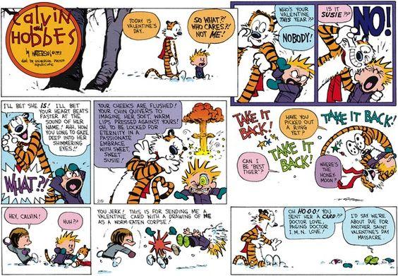 dc comics valentines day