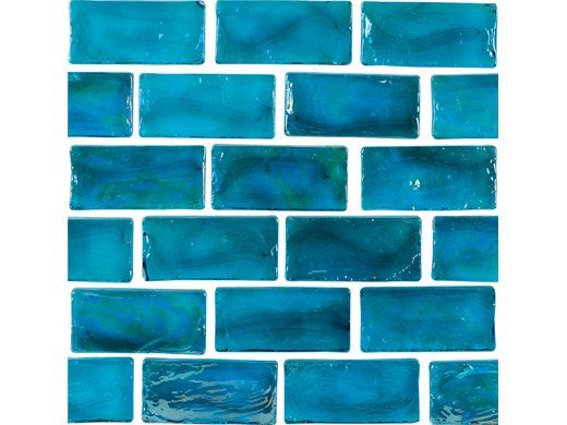 Pool Supply Unlimited Has Some Of The Best Prices When Shopping For National Pool Tile Arctic 1x2 Glass Series Pool Tile Lagoon Pool Tile Pool Pool Designs
