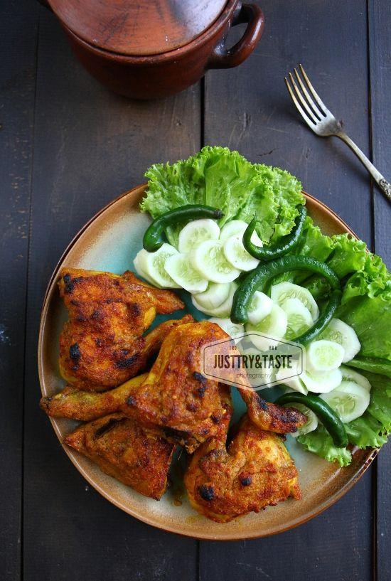 Resep Ayam Panggang A La Padang Resep Ayam Ayam Panggang Resep Ayam Panggang