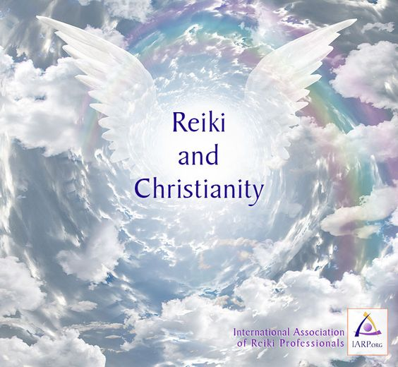 Reiki and Christianity: Reiki isn't a religion or even a specific belief system. The primary connection between Reiki and Jesus is one of healing.