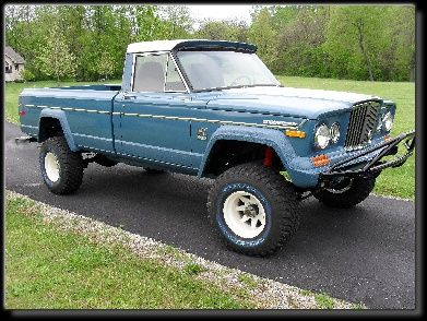 71 jeep j4000 trucks pinterest jeeps jeep truck and jeep stuff publicscrutiny Image collections