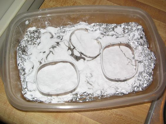 I need this to clean my beloved necklace and future jewelry..how to clean silver jewelry.